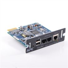 AP9631 APC UPS Network Management Card 2 con monitoraggio ambientale
