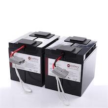 Batteria per APC Smart UPS sostituisce APC RBC11