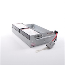 Batteria per APC Smart UPS 700/750 sostituisce APC RBC22