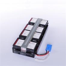 Batteria per APC Smart UPS RT1000/2000 sostituisce APC RBC31
