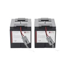Batteria per APC Smart UPS sostituisce APC RBC55