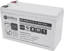 Batteria per Eaton-Powerware PW3115 300VA e 420VA