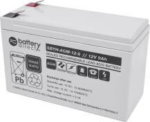 Batteria per Kraun XP-80 Eco 800VA By Microdowell