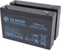 Batteria per MGE Pulsar Evolution 500