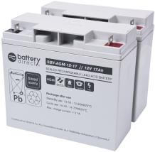 Batteria per Eaton-Powerware PW5105 1500VA