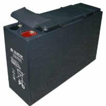 12V 100Ah Batteria, Batteria Piombo-Acido (AGM), B.B. Battery FTB100-12, 394x110x285 (LxLAxA), Terminale I2 (inserisci femmina M6)
