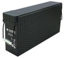 12V 155Ah Batteria, Batteria Piombo-Acido (AGM), B.B. Battery FTB155-12, 560x125x290 (LxLAxA), Terminale I3 (inserisci femmina M8)