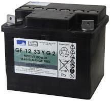 Sonnenschein GF 120 33 Y G2 Batteria Gel 12V 33Ah