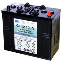 Sonnenschein GF 12 105 V Batteria Gel 12V 105Ah
