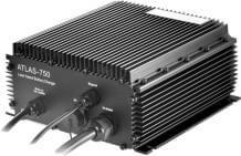 MEC caricabatteria 48V/13A, AGM-, Gel- e Wet-batterie (reversibile)