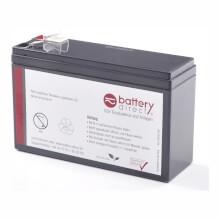 Batteria per APC Back UPS ES 400 sostituisce APCRBC106