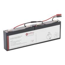 Batteria per APC Smart UPS SC 250/450 & APC Powerstack 250/450 sostituisce APC RBC18