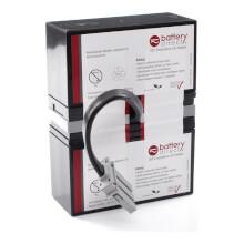 Batteria per APC Back UPS RS 800/1000 sostituisce APC RBC32