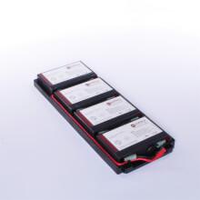 Batteria per APC Smart UPS 750/1000 sostituisce APC RBC34