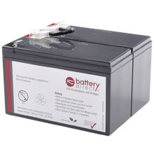 Batteria per APC Back UPS RS 1200/1500 sostituisce APCRBC109