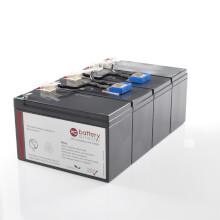 Batteria per APC Smart UPS 1400 sostituisce APC RBC8
